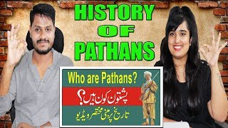 Indian Reaction On Who are Pashtuns (Pathans) Brief History of Pashtuns (Pathans) in Urdu-Hindi