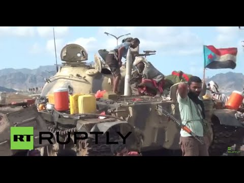 Yemen: Houthi fighters locked in battle with pro-government militias in Aden
