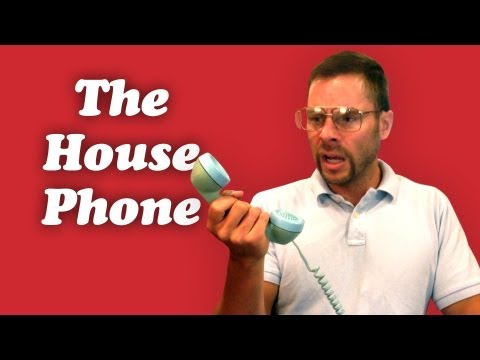 PITTSBURGH DAD: THE HOUSE PHONE