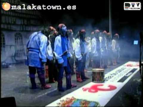 EL LADRON DE SUEÑOS comparsa Semifinales Carnaval Málaga 2005
