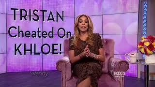 Download Lagu Wendy Williams weighs on Tristan Thompson and khloe Kardashian cheatuation Gratis STAFABAND