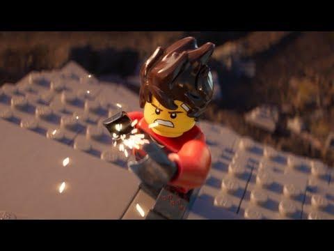 Lego Ninjago Movie Me My Minifig Michael Pe A