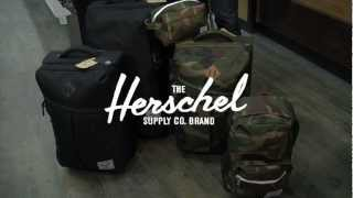 Spareparts Spring/Summer 13 Luggage: Herschel