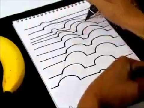 هل تعرف كيف ترسم رسم ثلاثى الأبعاد ؟؟؟ حسنا تعرف معنا هنا فى هذا الفيديو
