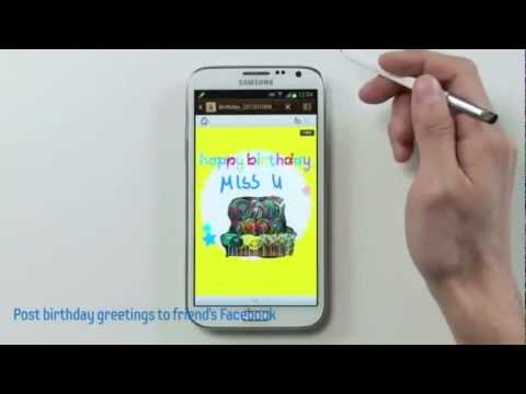 Samsung Galaxy Note 2 - Official Hand On. Demo and Review - Full Video