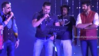 Aaj Ki Party Video Song Launch P3  -  Salman Khan, Mika Singh, Kabir Khan - Bajrangi Bhaijaan