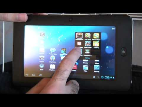 FULL REVIEW of the Double Power (DOPO) T-711 Android Tablet