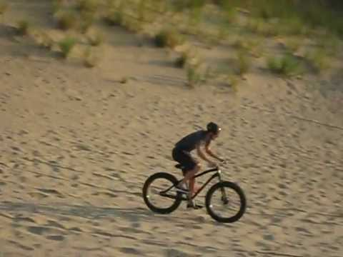 Fat Bike Dune Drop