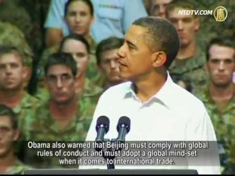 Obama: US Does Not Fear China