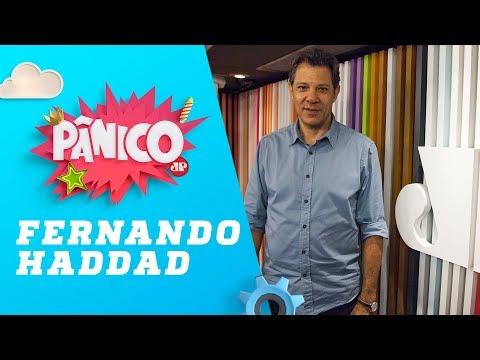 Fernando Haddad - Pânico - 16/10/18