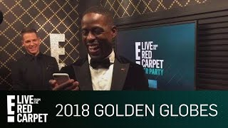 Sterling K. Brown Gets a Message From Young Randall | E! Live from the Red Carpet
