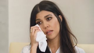 Kourtney Kardashian Tearfully Addresses Scott Disick Split and Co-Parenting on 'KUWTK' Premiere