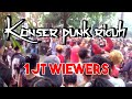 Acara punk ricuh di GOR Jombang