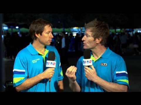 Koenig, Goodall Preview 2013 Miami Final Murray Ferrer
