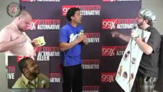 """Lewis' """"Friday"""" Audition W/ F. Gary Gray (October 2009)"""