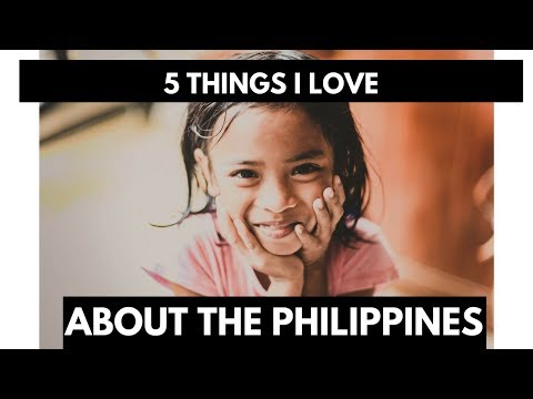 5 Things I Love About The Philippines OR Why Did Jollibee Hot-dog Make Me Cry
