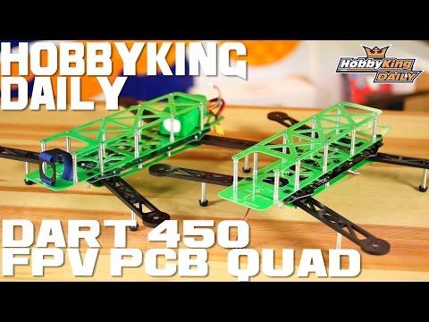 Dart 450 FPV Quad Frame - HobbyKing Daily