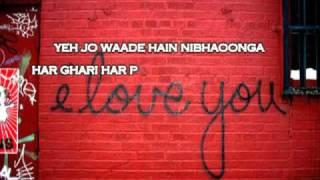download lagu Waada Raeth  Lyrics Full Song Hq gratis