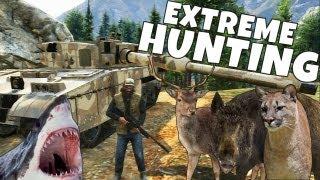 GTA 5 - Extreme Hunting