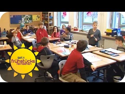 Sind Jungs dümmer als Mädchen? | SAT.1 Frühstücksfernsehen | TV