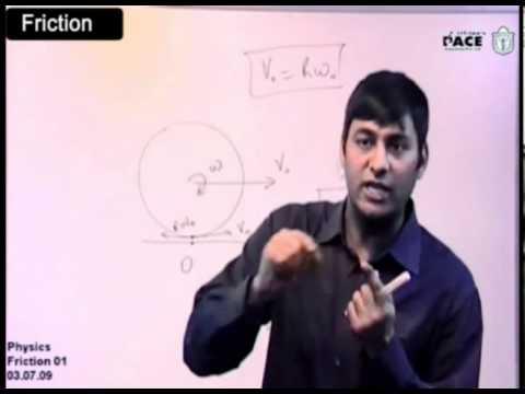 Friction Part 1 Prof. Praveen Tyagi