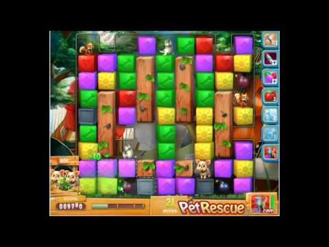 Pet Rescue Saga Level 537 Walkthrough