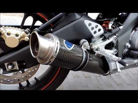 Yamaha YZF R125 Custom Termignoni Exhaust