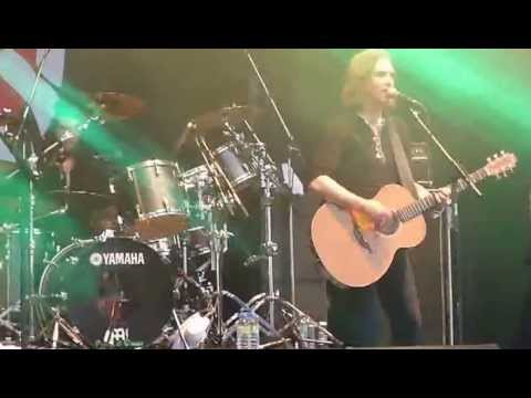 NEW MODEL ARMY live at Bearded Theory Festival 17-5-13