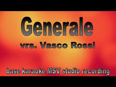 Generale - Instrumental - base musicale