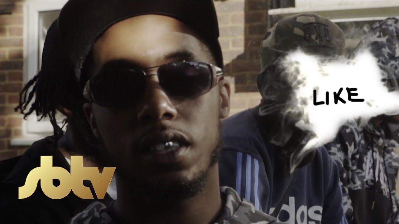 Recky - Hit The Block (Prod by Kreaps) [Music Video]: SBTV