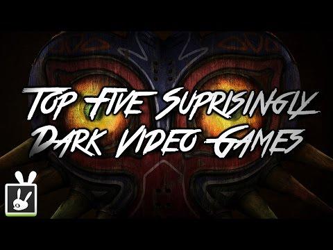 Top Five Surprisingly Dark Video Games