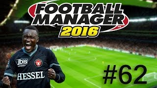 #62 Pione Sisto | Football Manager 2016 | Wonderkid