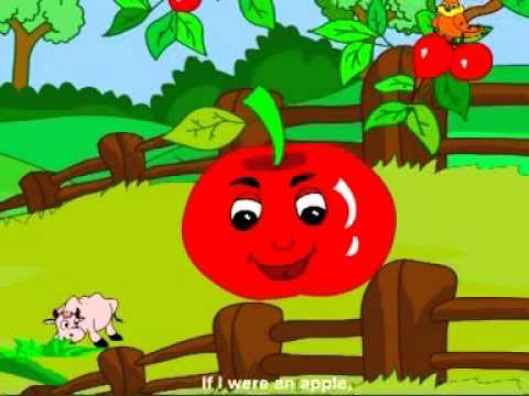 If I Were-rhymes For Pp1-rhymes For Pp2-rhymes For Lkg-rhymes For Ukg-poems-play School Rhymes video