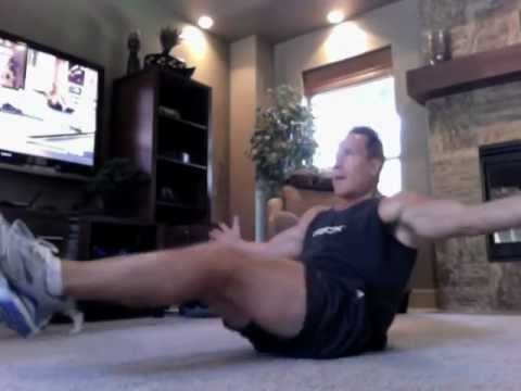 That One Move P90X Ab Ripper X – Crunchy Frogs