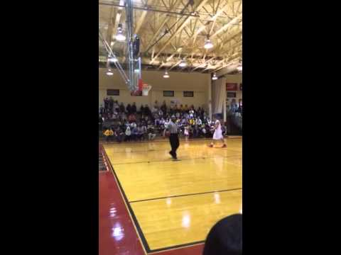 Spencerville Adventist Academy championship game 2014 - 02/25/2014
