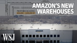 Why Amazon Is Gobbling Up Failed Malls | WSJ