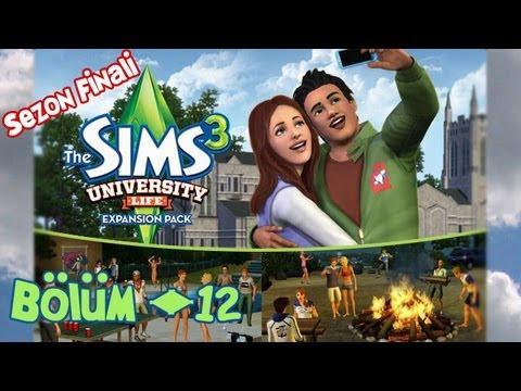 The Sims 3 Oynuyoruz! - Bölüm 12 - Mezun Olmak Gibisi Yokmuş Arkadaş!
