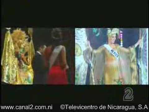 MISS NICARAGUA 2007 BACKSTAGE