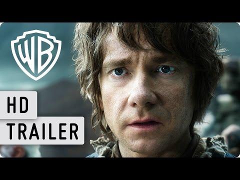 DER HOBBIT: DIE SCHLACHT DER FÜNF HEERE - offizieller Trailer F1 deutsch HD