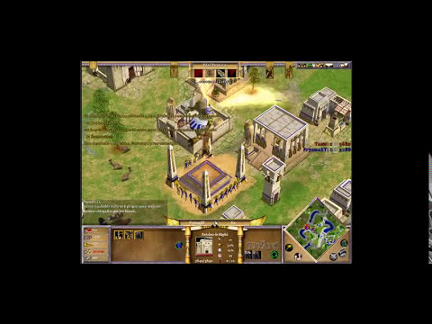 ** Dioses Egipcios ** - Lo bueno y lo malo - Age of Mythology The Titans Expansion -