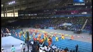 Indonesia Perform Closing Ceremony Asian Games 2014 LIVE TVRI