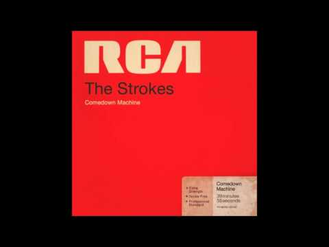 The Strokes - Comedown Machine (Full Album) (Original Order)