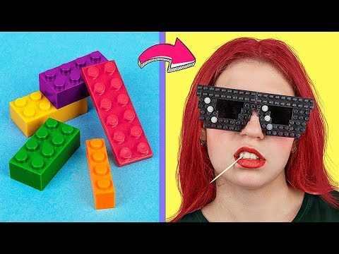 Make Old Toys Great Again / 16 Old Toys Hacks And Craft Ideas