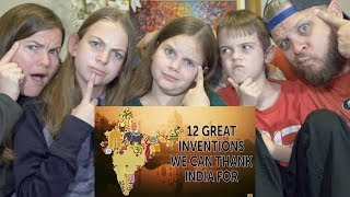 12 Inventions from India | American Reaction