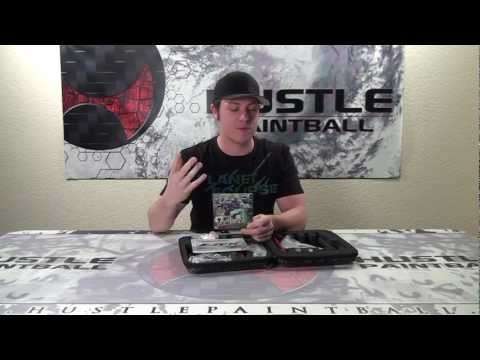 Planet Eclipse Etek 4 LT/AM Paintball Gun Review by HustlePaintball.com