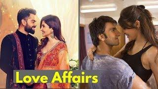 Anushka Sharma's Love Affairs: 7 Men Who Loved Her