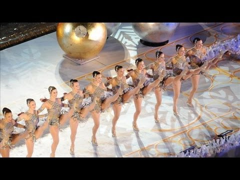Rockettes: Legs, Legs and, um, More Legs