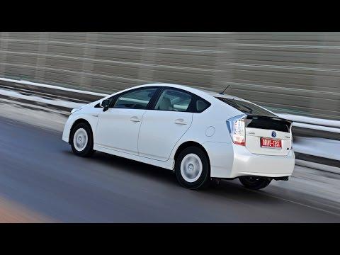 Тест-драйвToyota Prius