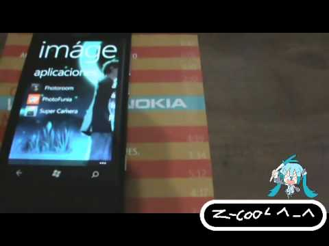 DE NUEVO: alternativa a instagram para nokia lumia serie