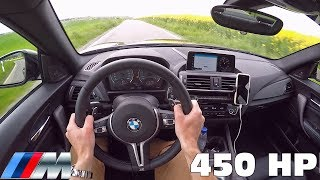 POV 450HP BMW M2 F87 PP-Performance Accelerations!